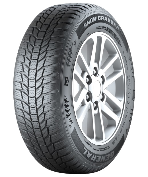 General SNOW GRABBER PLUS 255/50 R19 107 V