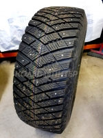 Goodyear UltraGrip Ice Arctic 185/65 R15 88T XL, шип