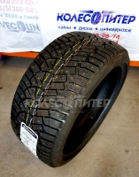 Continental IceContact 2 ContiSilent 225/55 R17 101T, шип